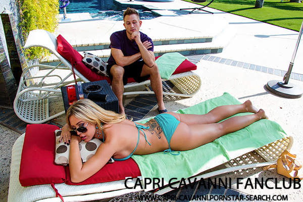 Capri Cavanni in My Sisters Hot Friend - Click here !