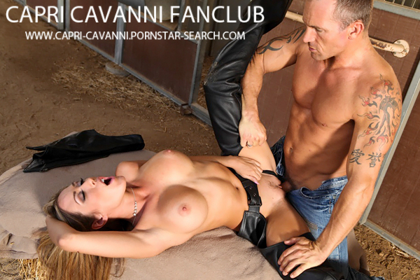 Horse Ranch fuck with Capri Cavalli and a ripped stud - Click here !